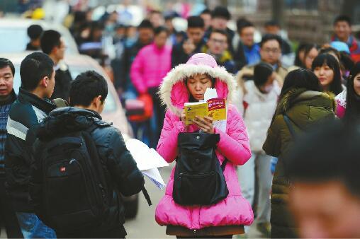 2017年全国考研人数比上年多24万 山东同比增15.57%