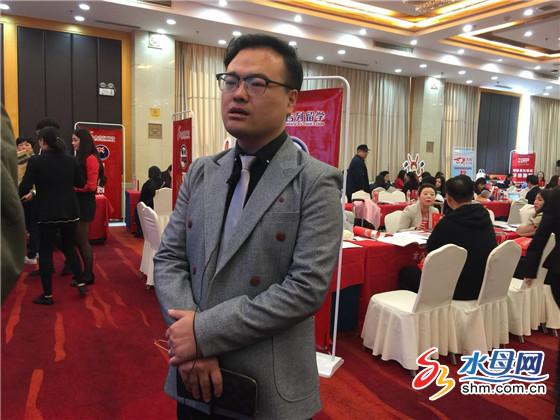 金吉列留学烟台分公司总经理黄帅