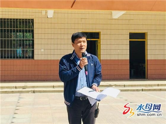 烟台外国语实验学校政教处主任狄昌纯