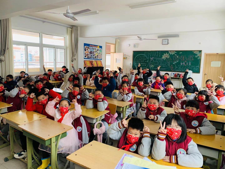 不惧风雪,共同赴约烟台外国语实验学校小学部开学啦